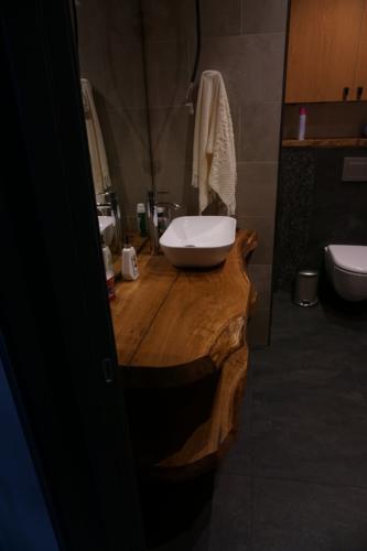 Слэб в ванной