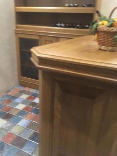 Мебель для кухни из массива